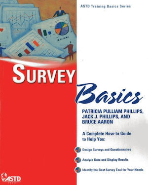 Survey Basics book cover